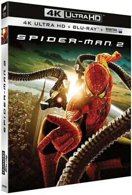 4K + Blu Ray + Digital  * Spider-Man 2 *