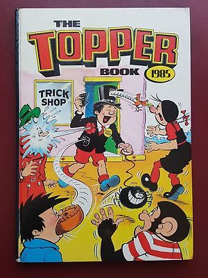 The Topper Annual 1985 - Hardback Book