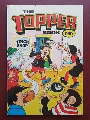 The Topper Annual 1985 - Hardback Book (2)
