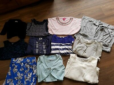 Bundle Girls Clothes Tops Skirt H&M New Look