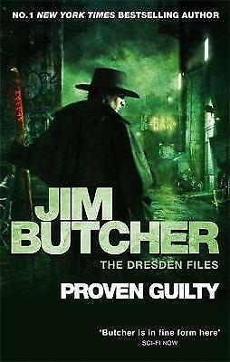 Proven Guilty: The Dresden Files Book Eight: 8 by Butcher, Jim