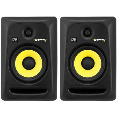 KRK Rokit RP6 G3 Studio Monitors (Pair)