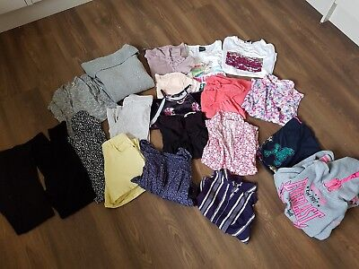 Bundle Girls Clothes Age 12-13 years H&M New Look Primark Evie Leggings Tops