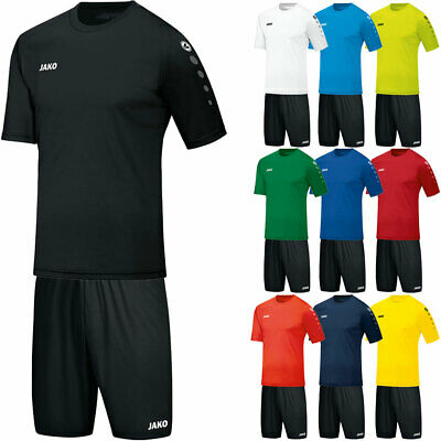 Jako Trikot Team Set Dress Trikot + Hose Kinder Fußball Handball Shirt Sport