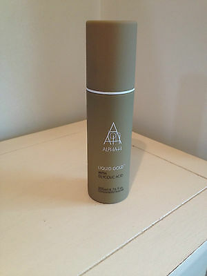 Alpha-H Liquid Gold Supersize 200ml New Sealed  Reduced