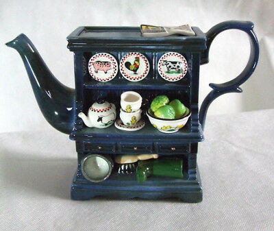 Cardew Farmhouse Dresser Teapot Collect It!  Limited Edition Boxed Xmas Present