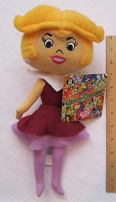 "JANE JETSON 14"" Stuffed Plush Doll by Sugar Loaf with Tag!"