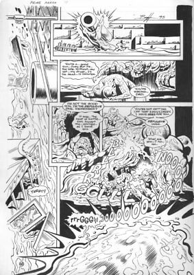 Prime: Gross and Disgusting (Prime Annual) #1 p.48 - 1994 art by Norm Breyfogle