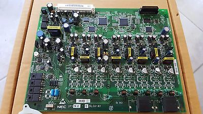 NEC Aspire IP1NA-8SLIU-A1 8 Port Single Line Card Analog Station Circuit Board