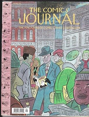 The Comics Journal # 193 Fanzine Seth Terry Moore Comics At 100 Bill Griffith
