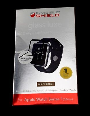 Zagg InvisibleShield Screen Protector for Apple Watch Series 1 38mm