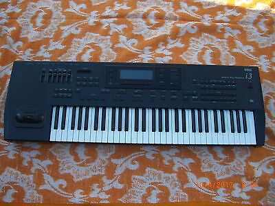 Elektro Synthesizer Orgel Korg i 3