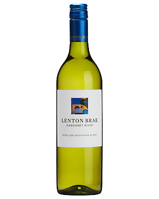 Lenton Brae Semillon Sauvignon Blanc 2017 case of 6 Dry White Wine 750mL