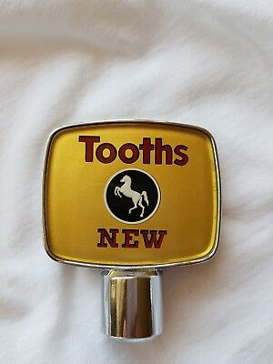 Vintage Collectible Tooths New Tap Top - New