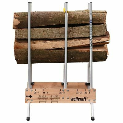 Wolfcraft Sawbuck Saw Horse/Stand Log/Wood Holder Folding for Chainsaw 5121000