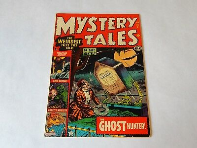 Mystery Tales #7 - Pre-code Horror - OW/Pages
