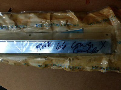 1966 Nova, Chevy 2 NOS lower grille molding in GM wrapper 3886274
