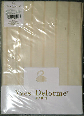 Yves Delorme KING Fitted Sheet - MUST HAVE - NEW in Packet