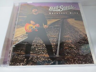 Bob Seger & The Silver Bullet Band ~ Greatest Hits ~ 1994 Cd