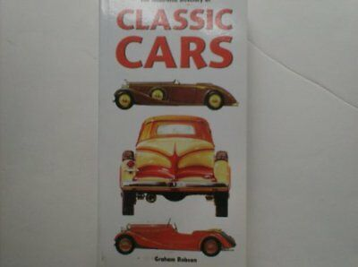Illustrated Directory of Classic Cars by Robson, Graham Book The Cheap Fast Free