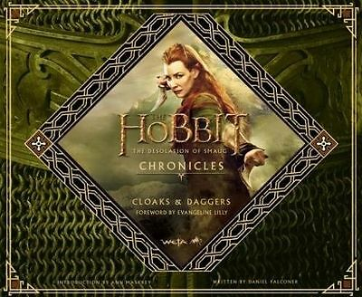 The Hobbit: The Desolation of Smaug - Chronicles: Cloaks & Daggers by Weta Works