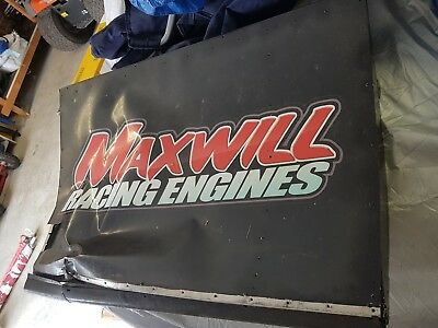 Brooke Tatnell Sprintcar Speedway Wing
