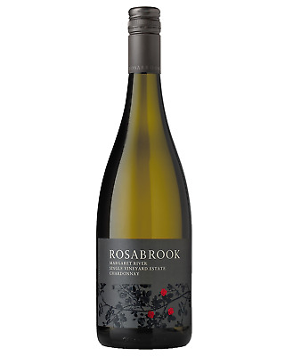 Rosabrook Single Vineyard Estate Chardonnay 2015 case of 6 Dry White Wine 750mL