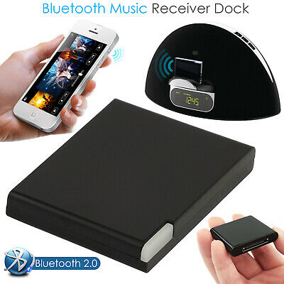 Wireless Bluetooth Music Receiver Adapter For iPad iPhone Dock Bose Speaker iPod