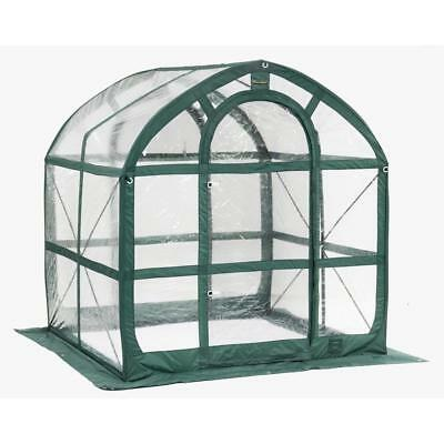 6x6' PVC construction Pop Up Greenhouse Long Lasting Performance Screened Vent