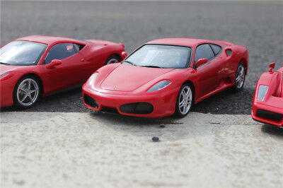 silverlit ferrari  F430  R/C CAR   1:16 toy model 2WD servo Digital rc car