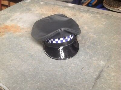 Replica New South Wales Police highway leather hat / cap