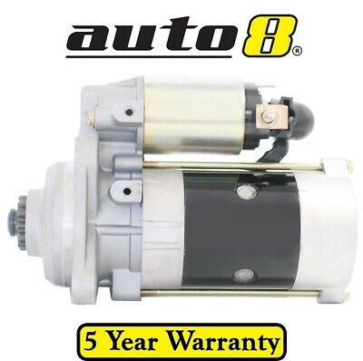 Brand New Starter Motor fits Ford Courier B2200 2.2L Petrol S2 01/81 - 06/85