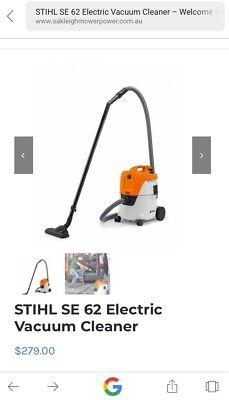 Stihl Wet Dry Vacuum Commercial Trade