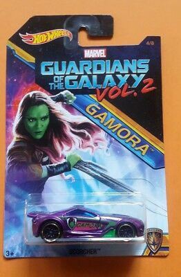 Hot Wheels Guardians of the Galaxy Vol. 2 - Camora - Automodell