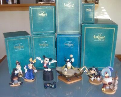 Disney Symphony Hours +Warner Brothers We're the World+Snow White $1,500
