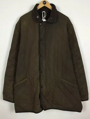 Men's Barbour Quilted Jacket / XL / Country / Classic / Original