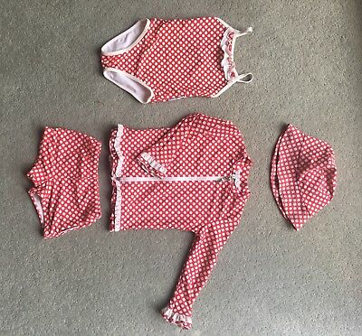 Swimmers Hat Bundle - Babes In The Shade Size 3 & Seed Size 1-2