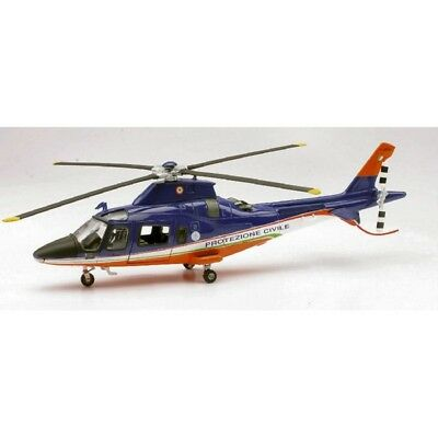 New Ray Ny25543 Elicottero Agusta Westland Aw109 Protezione Civile 1:43 Die Cast
