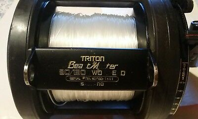 Shimano Triton Beast Master   80/130  ,   two Speed  ,  Fishing Reel
