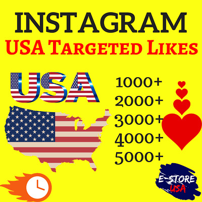 PREMIUM TARGETED Instagram Likês | USA | Super Fast Delivery