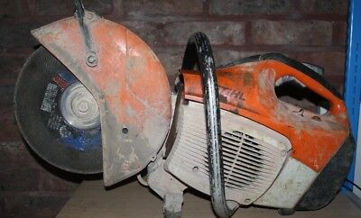 CP) Stihl TS410 - Petrol Disc Cutter **BLETCHLEY COLLECTION ONLY**