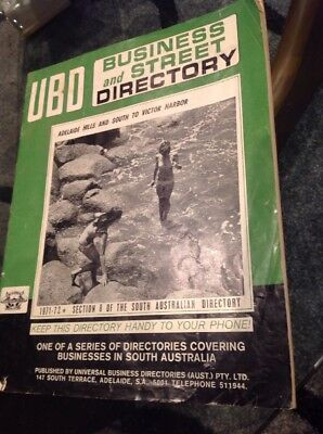 ubd Business And Street Directory