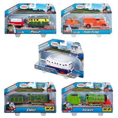 New Thomas & Friends Fiery Flynn Emily Etienne Philip Or Henry Trains Official