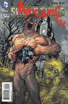 SWAMP THING 23.1... .  (5th Series).....VF/NM...2013...Standard Cover...Bargain!