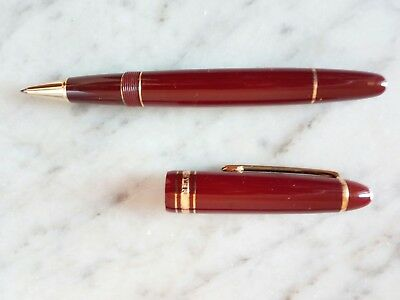 montblanc Le Grand Meisterstuck roller