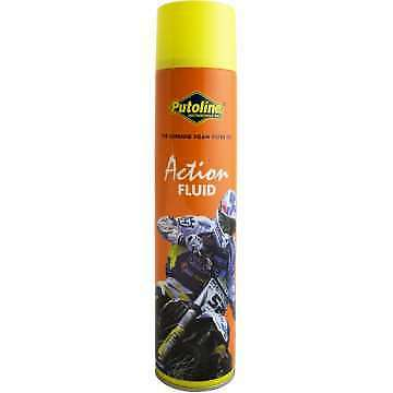 Aceite Putoline Filtros de Aire Action Fluid Spray 600 ml