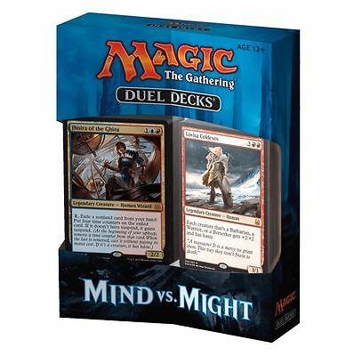 MTG Duel Decks: Mind vs. Might