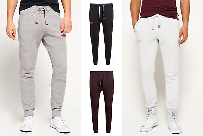 New Mens Superdry Joggers Selection - Various Styles & Colours 2002