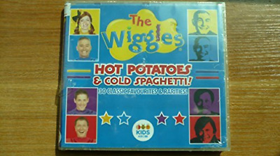 Wiggles The-Hot Potatoes & Cold Spaghetti!  CD NEW