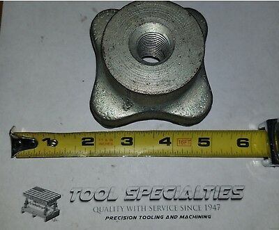Never Used! Carr Lane  Bar Knob Large Nut 3/4-10 Thread